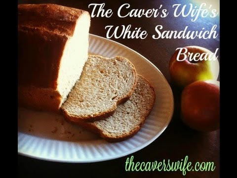 Making White Sandwich Bread