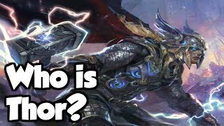 Thor: The Mighty God of Thunder - (Norse Mythology Explained)