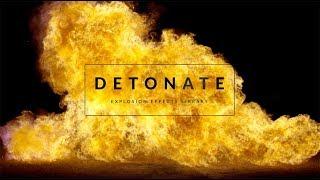Detonate: 50+ Explosion Effects | RocketStock.com
