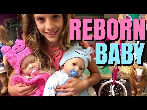 Reborn Baby Twins