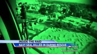 Navy SEAL Dies in Afghanistan Rescue Missio