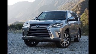 10 Things you never knew about the 2017 Lexus LX 570 The Most Expensive Lexus SUV
