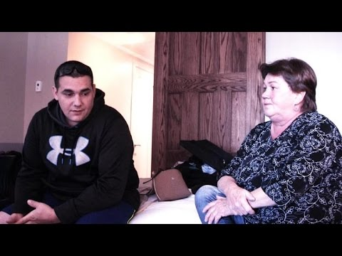A Mother And Son Whose Heroin Addiction Bonds Them