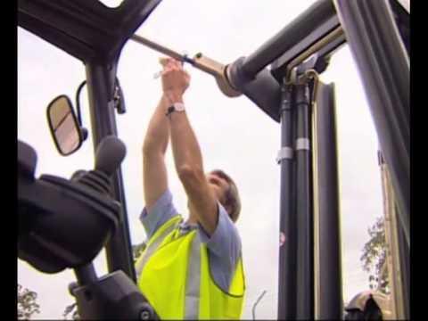 Linde Forklift Driver Safety Training - Part 1