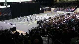 Mt. Juliet High School Indoor Drumline at SCGC 2013
