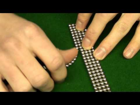 How To Make a Buckyballs Cube. HD! Tutorial