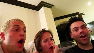 we watched our friend's threesome...and kinda liked it   Chris Klemens