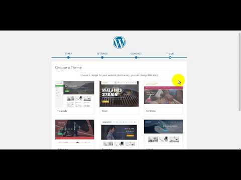 How to Setup Hosting and Install Wordpress Website with Godaddy 2017