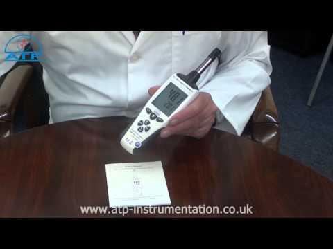 Dew Point Thermo-Hygrometer | ET-951 | ATP Instrumentation