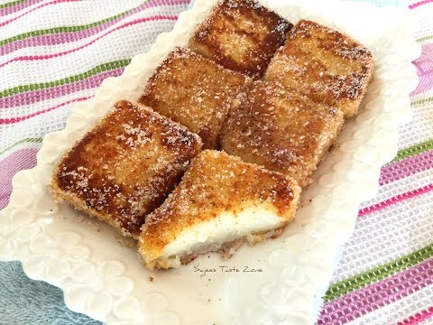 Fried Milk - Ramadan Recipe | ഫ്രൈഡ് മിൽക്