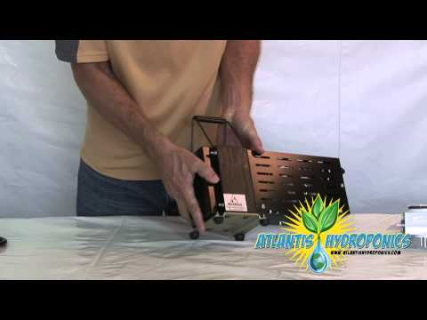Using a Ballast and Timer