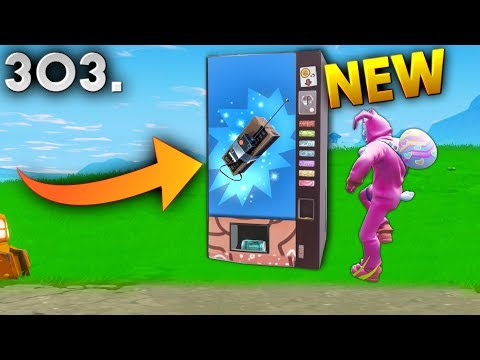 FIRST VENDING MACHINE FOUND Fortnite Daily Best Moments Ep