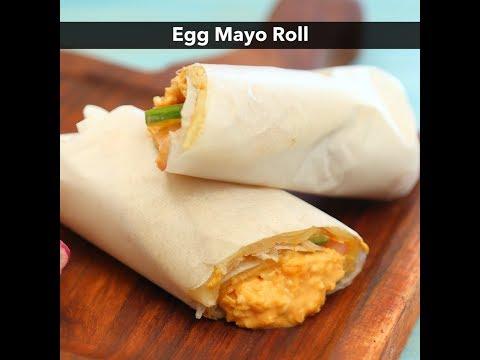 Egg Mayo Roll