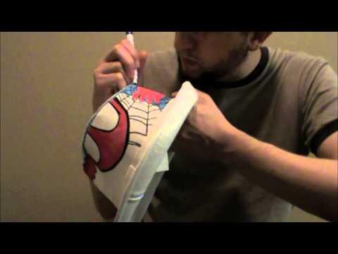 Spider-Man, Custom Hat [1].mov