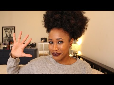 5 Things I Did to Get Past a Hair Growth Plateau + #mbschallenge Update   4C Hair