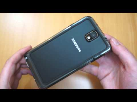 Flexiframe Galaxy Note 3 Bumper Case Review
