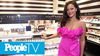 Rihanna's Fenty Beauty Closes To Observe Blackout Tuesday: 'We Are Not Staying Silent' | PeopleTV