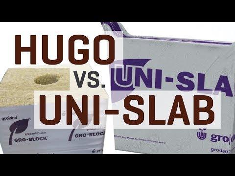 Hugo vs. Unislab
