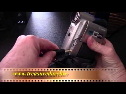 How to Transfer Your MiniDV Tapes to Digital or DVD