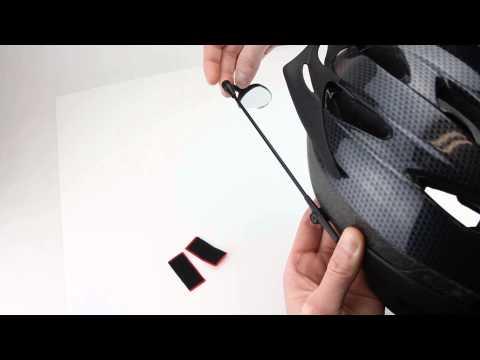 Race Icon Bike Helmet Mirror Install Guide