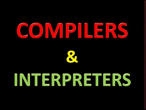 Programming Concepts - Compilers & Interpreters