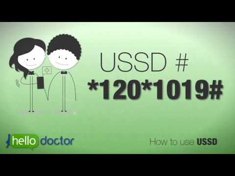 Hello Doctor - How to talk to or text a doctor via USSD