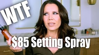 $85 MAKEUP SETTING SPRAY ... WTF !!!
