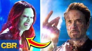 Download Gamora May Have Died After Tony Snapped His Fingers In Avengers Endgame Video
