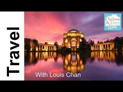 Travel Photography with LOUIS CHAN! (TC LIVE)