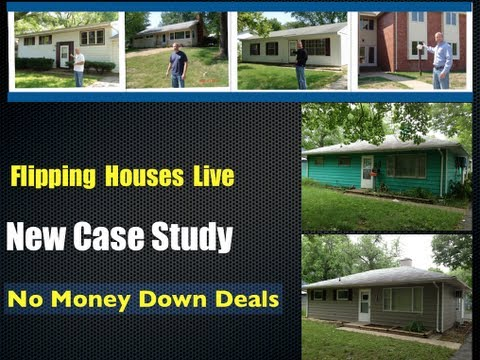 How To Flip A House - No Money Down Strategies