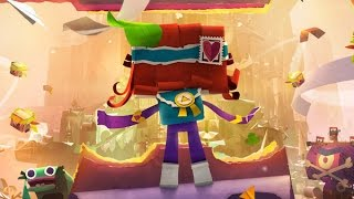 Tearaway® Unfolded part 1