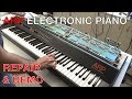 Synthchaser #106 - ARP 16 Voice Electronic Piano Repair & Demonstration