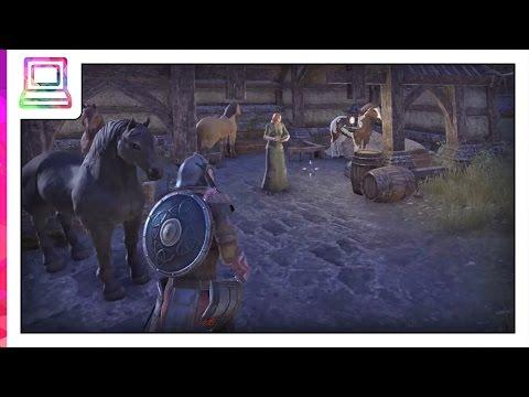 The Elder Scrolls Online - Buying A Horse