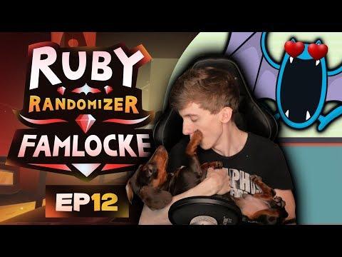 GOLBAT FINALLY LOVES ME! | Pokemon Ruby Randomizer Famlocke EP 12
