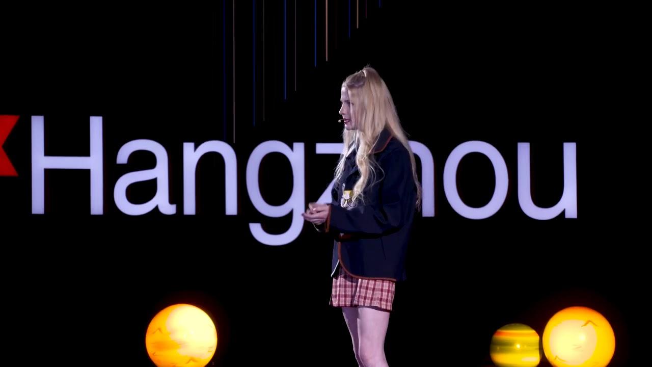 压迫感是人生最别致的礼物   星 悦   TEDxHangzhou