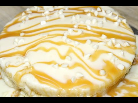 How To Make Delicious White Chocolate Cake In Microwave