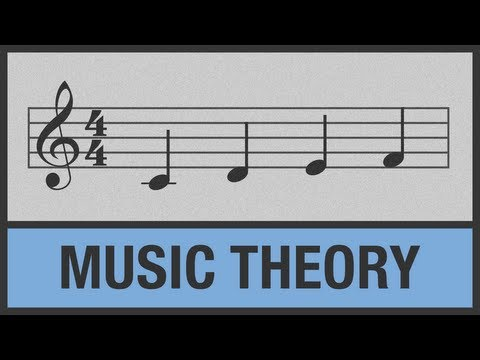How To Read Music - Key Signature - Lesson #10