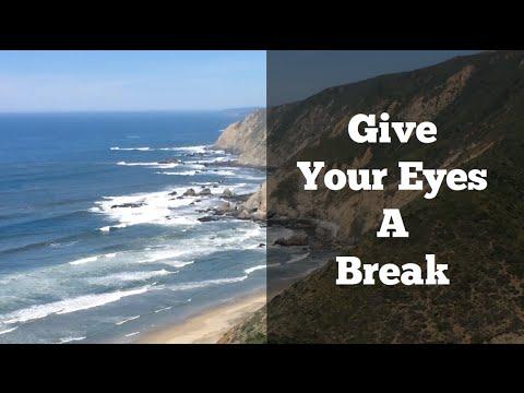 Eye Exercises to Reduce Eye Strain