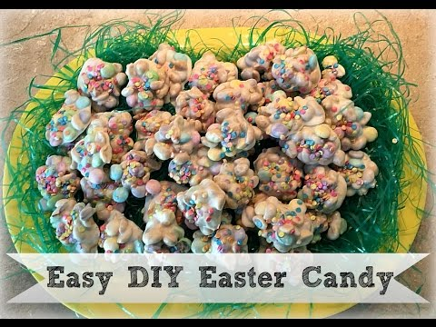 Easy DIY Crock Pot Easter Candy   2 Real Chicks