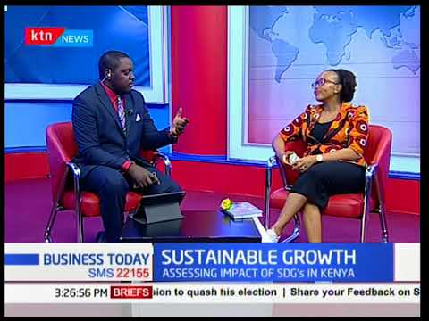 Business Today - 14th March 2018 - Sustainable Growth: How young people are positioning themselves