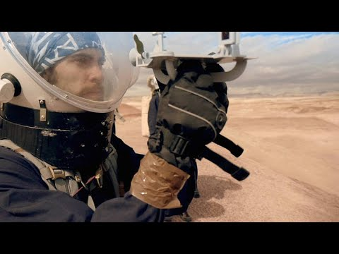 Inside Look at Elon Musk-Funded Mars Simulation Project