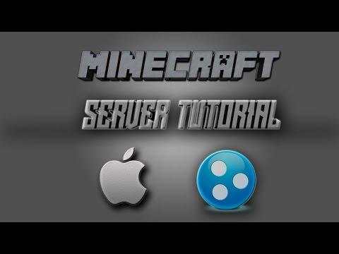 How to make a minecraft server using hamachi (mac) under 5 minutes!