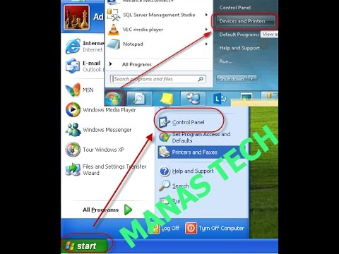 Problem Control Panel/ Devices & Printers not working win 7, solve easy way 100% working