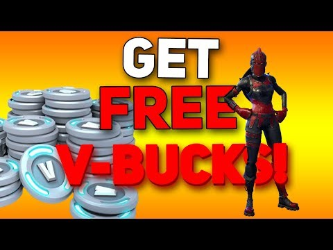 How To Get FORTNITE V-BUCKS FOR FREE! (PS4, XBOX ONE, iPHONE, PC) *LEGIT METHOD* 2018 April
