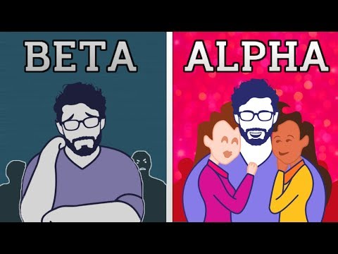 Masculine Man: Are You an Alpha or Beta Male?
