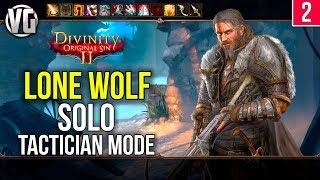 Divinity Original Sin 2: Lone Wolf Walkthrough Part 1