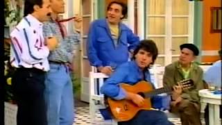 """Ignacio Copani en """"Los Benvenuto"""""""