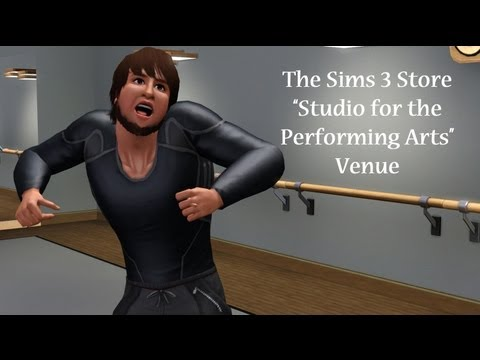 Review and Critique of The Sims 3 Store