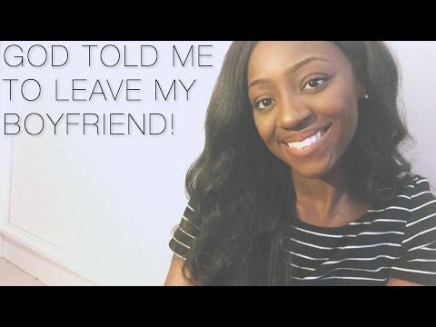 STORYTIME | GOD TOLD ME TO LEAVE MY BOYFRIEND | HEARTBROKEN, OBEDIENCE & KAIROS TIME