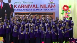 Bicara Berirama: SK Banjar, Keningau, Sabah